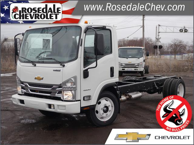 2018 LCF 4500 Regular Cab 4x2,  Cab Chassis #186060 - photo 1