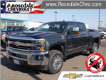 2018 Silverado 3500 Crew Cab 4x4,  Pickup #186072 - photo 1