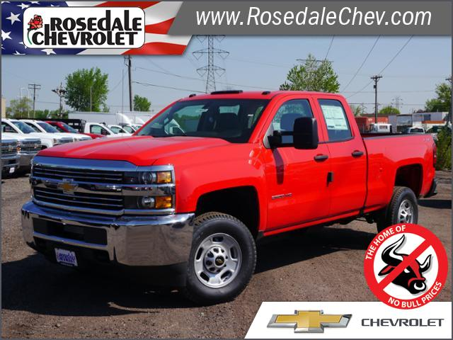 2018 Silverado 2500 Double Cab 4x4,  Pickup #186075 - photo 1
