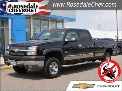 2004 Silverado 2500 Crew Cab 4x4,  Pickup #186128A - photo 1