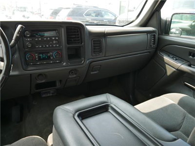 2004 Silverado 2500 Crew Cab 4x4,  Pickup #186128A - photo 8