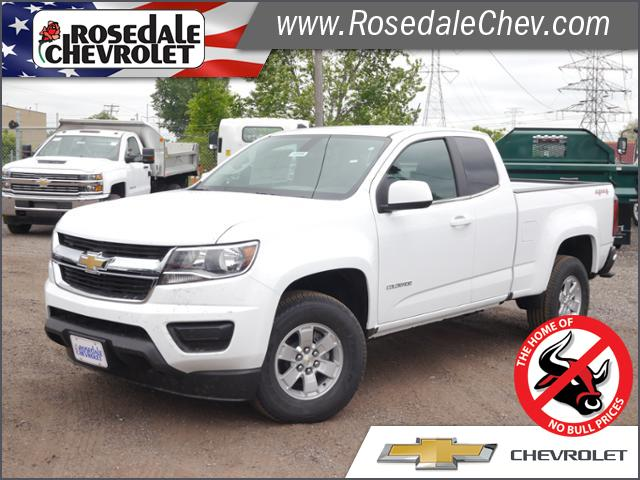 2018 Colorado Extended Cab 4x4,  Pickup #186206 - photo 1