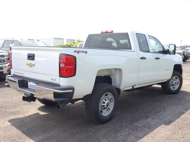 2018 Silverado 2500 Double Cab 4x4,  Pickup #186254 - photo 2