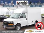 2018 Express 3500 4x2,  American Cargo by Midway Scout Cutaway Van #186362 - photo 1