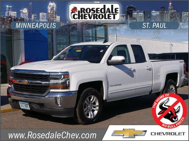 2017 Silverado 1500 Double Cab 4x4,  Pickup #186389A - photo 1