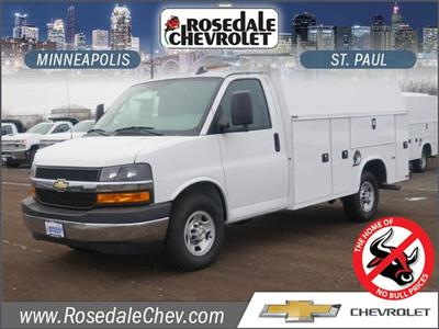 328bb8def3ff4f New 2018 Chevrolet Express 3500 Service Utility Van for sale in ...