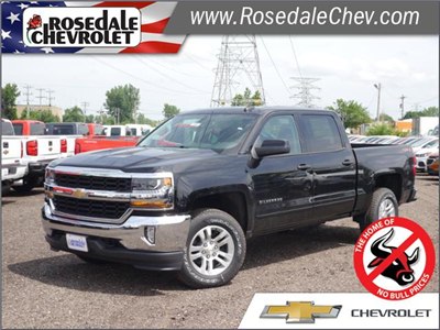 2018 Silverado 1500 Crew Cab 4x4,  Pickup #186407 - photo 1