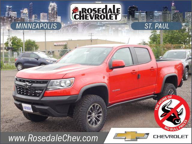 2018 Colorado Crew Cab 4x4,  Pickup #186428 - photo 1