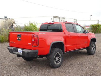 2018 Colorado Crew Cab 4x4,  Pickup #186428 - photo 2