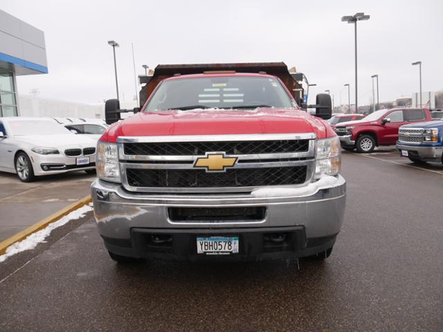 2012 Silverado 3500 Regular Cab 4x2,  Landscape Dump #186451A - photo 3