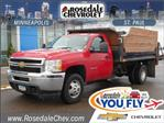 2012 Silverado 3500 Regular Cab 4x2,  Landscape Dump #186451A - photo 1
