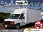 2018 Express 3500 4x2,  American Cargo by Midway Liberty II Cutaway Van #186478 - photo 1