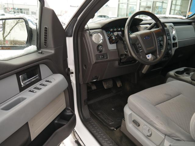 2012 F-150 Super Cab 4x4,  Pickup #186656C - photo 5