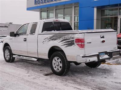 2012 F-150 Super Cab 4x4,  Pickup #186656C - photo 2