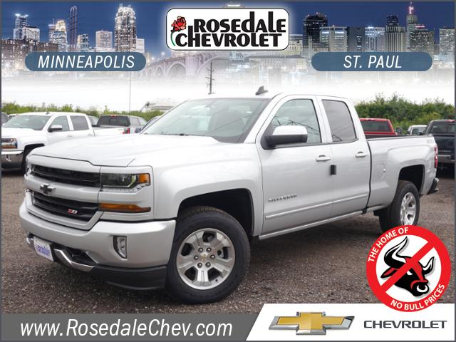 2019 Silverado 1500 Double Cab 4x4,  Pickup #195000 - photo 1