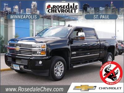 2015 Silverado 3500 Crew Cab 4x4,  Pickup #195011A - photo 1