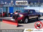 2013 Sierra 2500 Crew Cab 4x4,  Western Pickup #195153A - photo 1