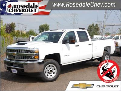 2019 Silverado 3500 Crew Cab 4x4,  Pickup #195161 - photo 1