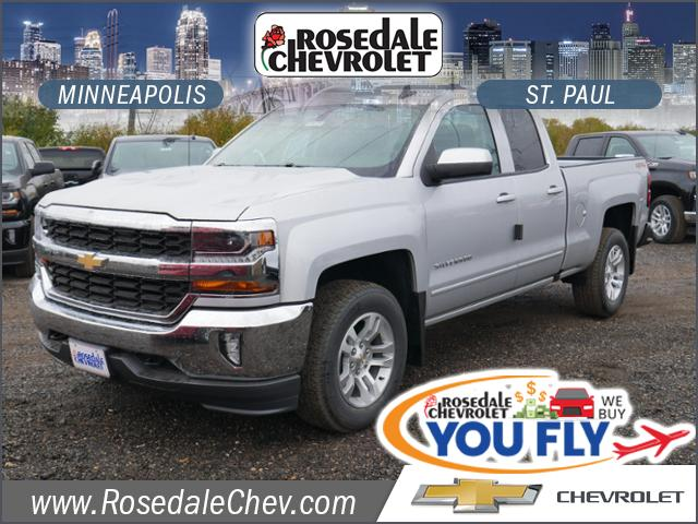 2019 Silverado 1500 Double Cab 4x4,  Pickup #195226 - photo 1