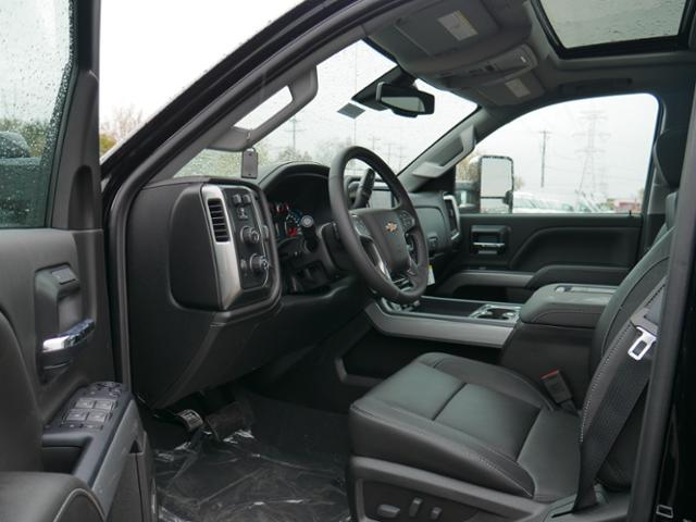 2019 Silverado 2500 Crew Cab 4x4,  Pickup #195268 - photo 3