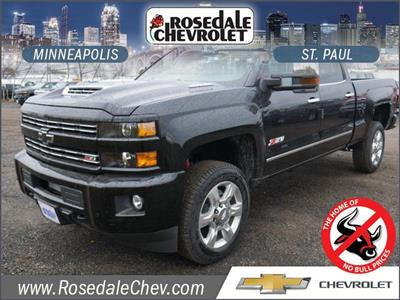 2019 Silverado 2500 Crew Cab 4x4,  Pickup #195268 - photo 1