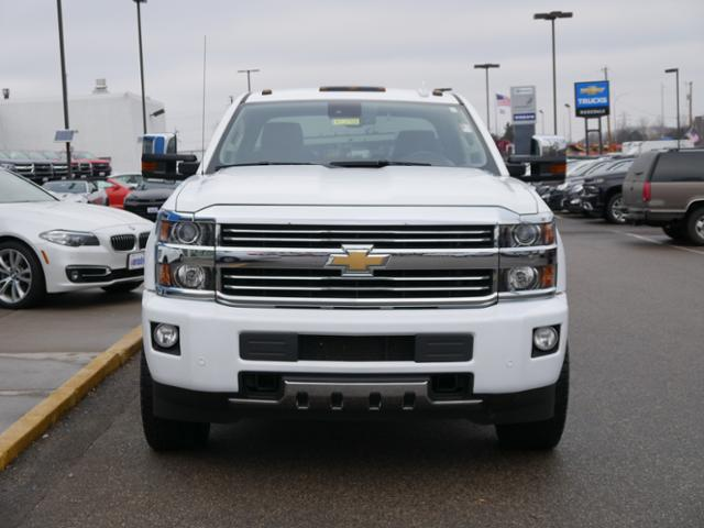 2016 Silverado 3500 Crew Cab 4x4,  Pickup #195291A - photo 3