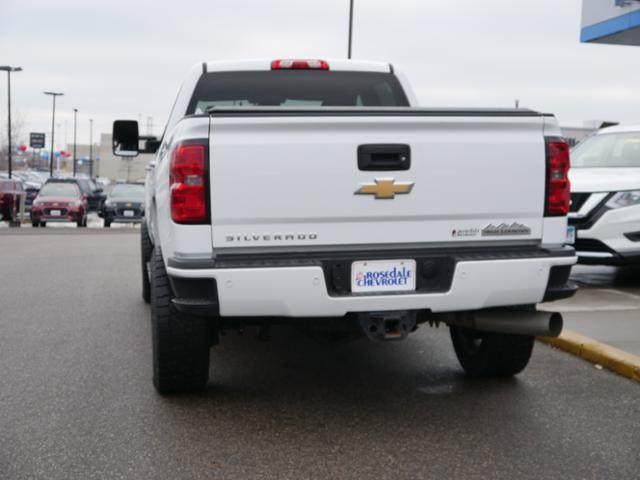 2016 Silverado 3500 Crew Cab 4x4,  Pickup #195291A - photo 5