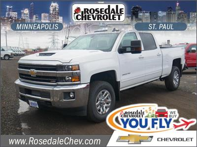 2019 Silverado 3500 Crew Cab 4x4,  Pickup #195327 - photo 1