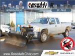 2011 Silverado 2500 Extended Cab 4x4,  Pickup #195466A - photo 1