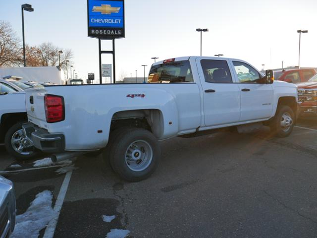 2019 Silverado 3500 Crew Cab 4x4,  Pickup #195588 - photo 2
