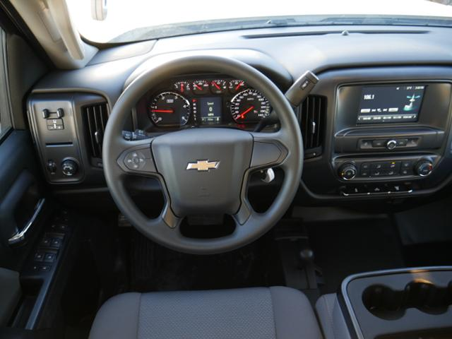 2019 Silverado 3500 Crew Cab 4x4,  Pickup #195588 - photo 5