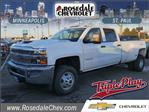 2019 Silverado 3500 Crew Cab 4x4,  Pickup #195588 - photo 1