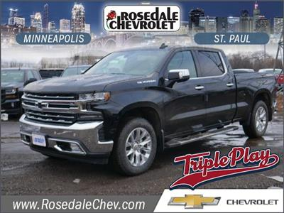 2019 Silverado 1500 Crew Cab 4x4,  Pickup #195609 - photo 1