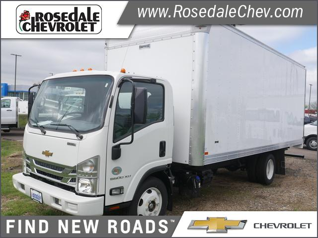 2020 Chevrolet LCF 5500XD Regular Cab DRW 4x2, Knapheide Dry Freight #205018 - photo 1