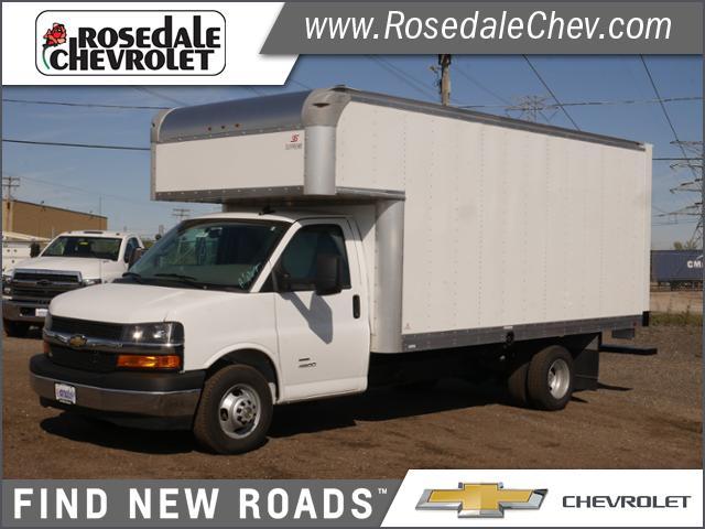 2020 Chevrolet Express 4500 DRW 4x2, Supreme Cutaway Van #205161 - photo 1