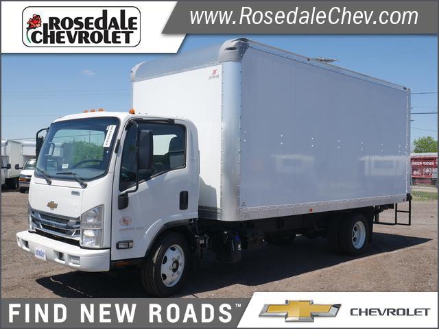 2020 Chevrolet LCF 5500XD Regular Cab RWD, Supreme Dry Freight #205193 - photo 1