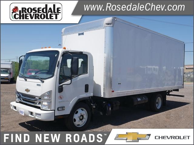 2020 Chevrolet LCF 5500XD Regular Cab DRW 4x2, Knapheide Dry Freight #205342 - photo 1