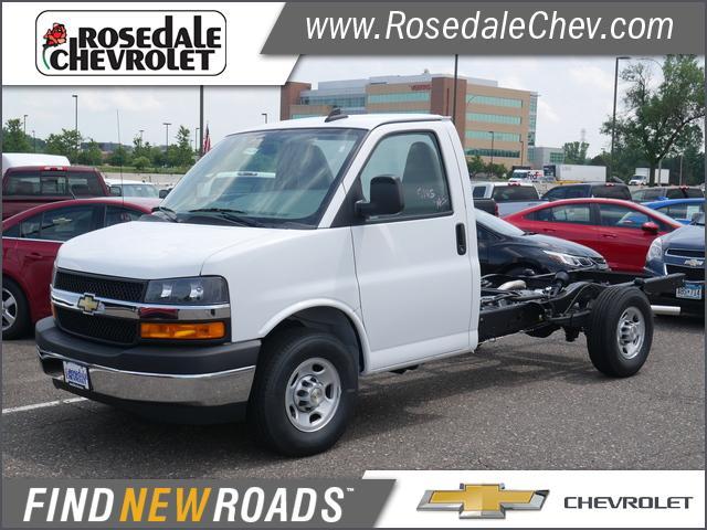 2020 Chevrolet Express 3500 RWD, Cutaway #206015 - photo 1