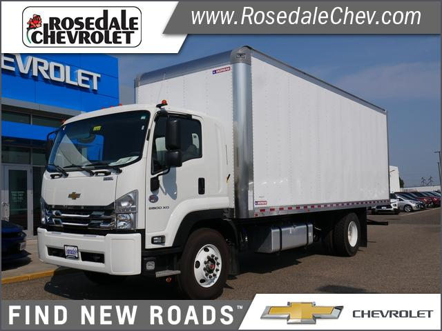 2020 Chevrolet LCF 6500XD Regular Cab 4x2, Morgan Dry Freight #206063 - photo 1