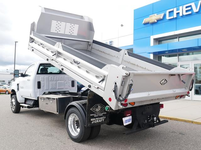 2020 Chevrolet Silverado 6500 Regular Cab DRW 4x4, J-Craft Dump Body #206144 - photo 1
