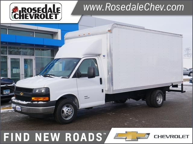 2020 Chevrolet Express 4500 DRW 4x2, American Cargo by Midway Cutaway Van #206198 - photo 1