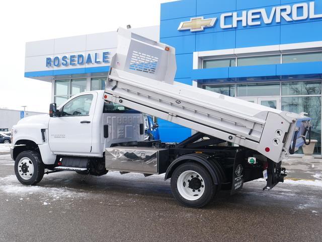 2020 Chevrolet Silverado 5500 Regular Cab DRW 4x4, J-Craft Dump Body #206324 - photo 1