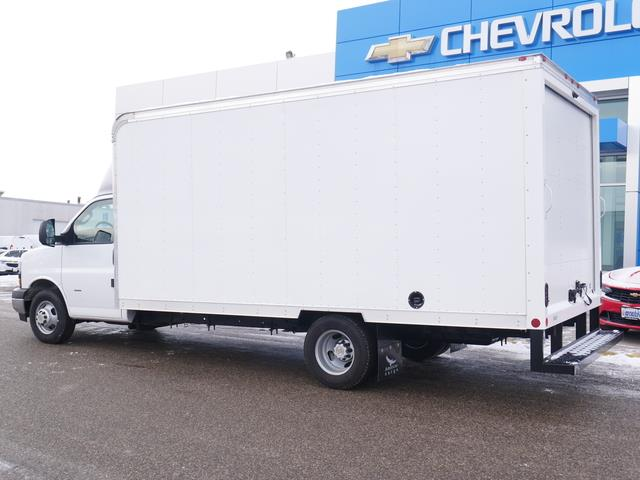 2020 Chevrolet Express 3500 DRW 4x2, American Cargo by Midway Cutaway Van #206355 - photo 1