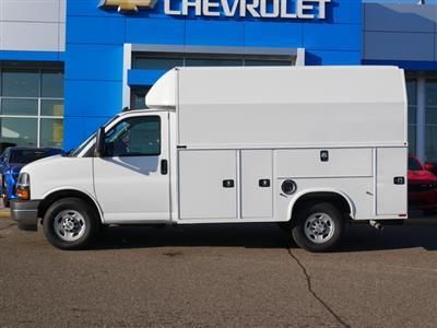 2020 Chevrolet Express 3500 4x2, Knapheide KUV Service Utility Van #206397 - photo 3