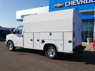 2020 Chevrolet Express 3500 4x2, Knapheide KUV Service Utility Van #206397 - photo 2