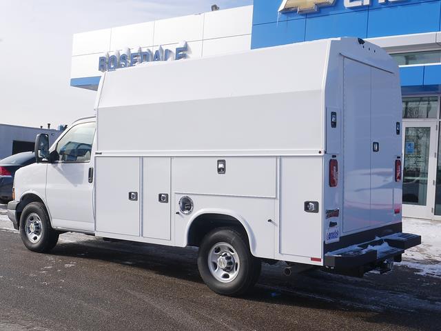 2020 Chevrolet Express 3500 4x2, Knapheide Service Utility Van #206399 - photo 1