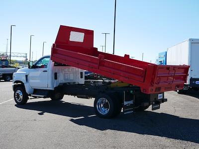 2020 Silverado 6500 Regular Cab DRW 4x4,  Knapheide Dump Body #206423 - photo 2