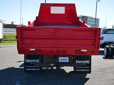 2020 Silverado 6500 Regular Cab DRW 4x4,  Knapheide Dump Body #206423 - photo 3