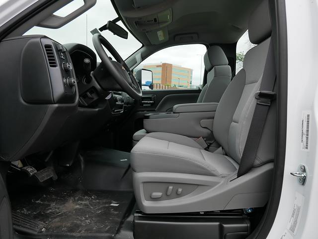 2021 Silverado 4500 Regular Cab DRW 4x4,  Cab Chassis #215385 - photo 3