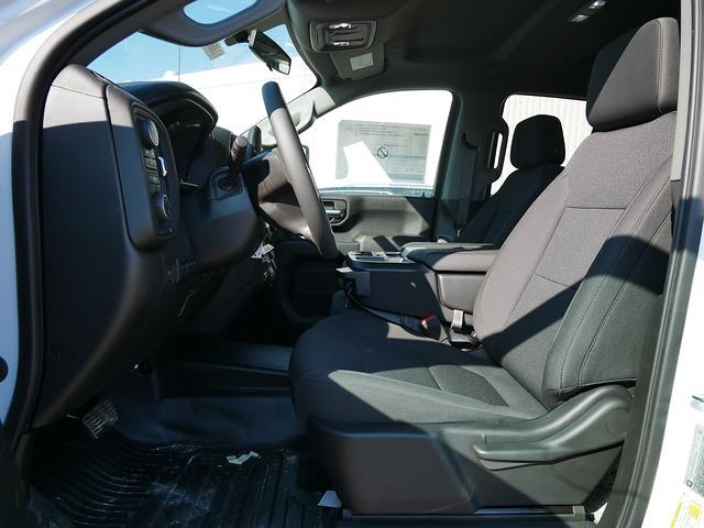 2021 Silverado 2500 Double Cab 4x4,  Knapheide Aluminum PGNB Gooseneck Platform Body #215666 - photo 3